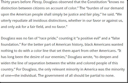 Douglass From Hillsdale